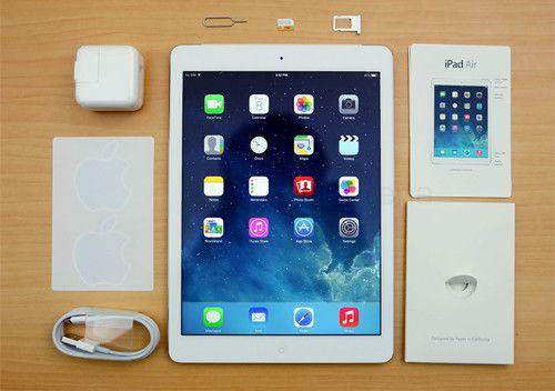 iPad Air và iPad Mini Retina đang mất giá mạnh - Ảnh 1