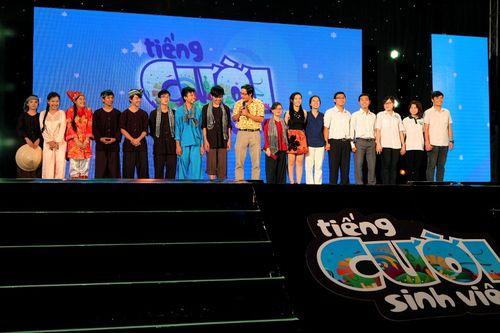 """Chí Trung, Lê Hoàng làm giám khảo """"Tiếng cười sinh viên"""" - Ảnh 1"""