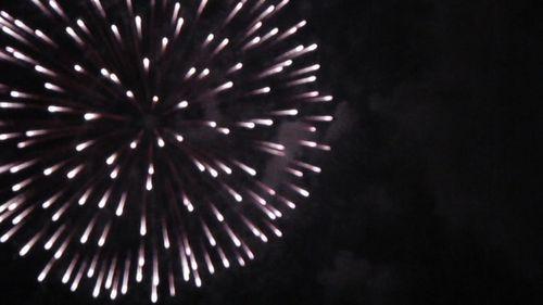 TP. HCM bắn pháo hoa chào mừng ngày giải phóng - Ảnh 7