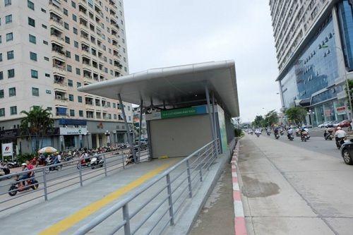 Lịch vận hành thử tuyến xe buýt nhanh BRT - Ảnh 1