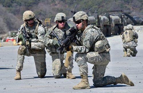 Mỹ phê chuẩn dự luật ngân sách quốc phòng NDAA - Ảnh 1