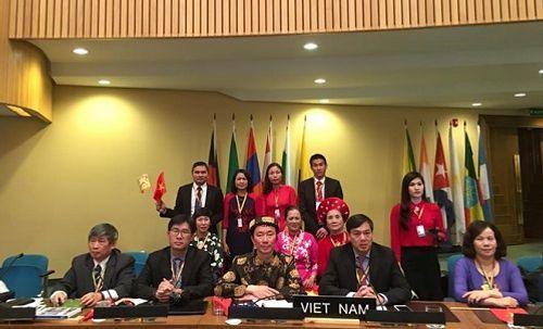Việt Nam được bầu vào Ban Tư vấn Di sản Văn hoá UNESCO - Ảnh 1