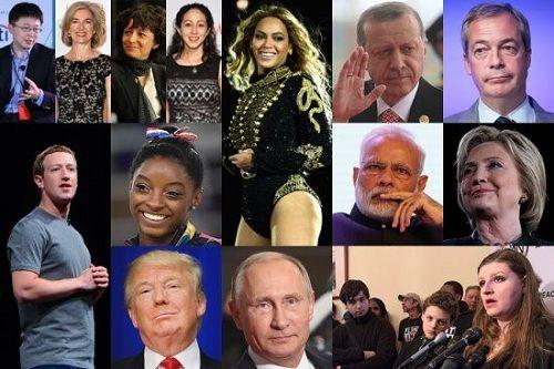 Donald Trump lọt vào top đề cử 'Nhân vật của năm' - Ảnh 1