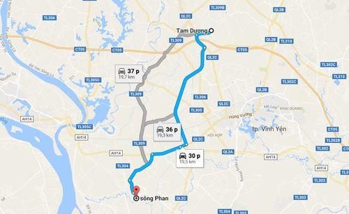 3 nhà thầu làm dự án sông Phan trăm tỷ chậm 3 năm chưa xong - Ảnh 1