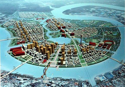 TP HCM xây trung tâm hội nghị tại khu đô thị Thủ Thiêm - Ảnh 2