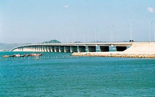 """Những cây cầu giữ kỷ lục """"nhất"""" Việt Nam - Ảnh 2"""