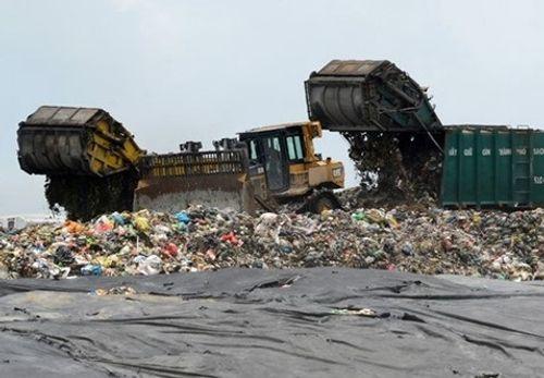 Sở TN&MT TP. HCM yêu cầu bãi rác Đa Phước hạn chế mùi hôi - Ảnh 1