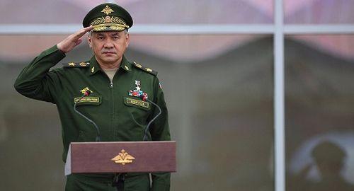 Tòa án Ukraine phát lệnh bắt Bộ trưởng Quốc phòng Nga - Ảnh 1