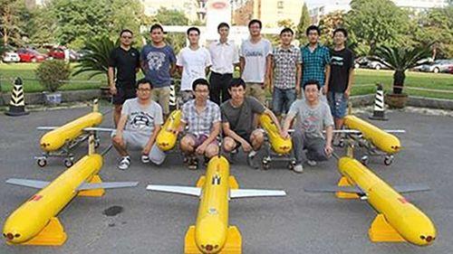 Trung Quốc thử nghiệm tàu lặn sâu thách thức Mỹ - Ảnh 2