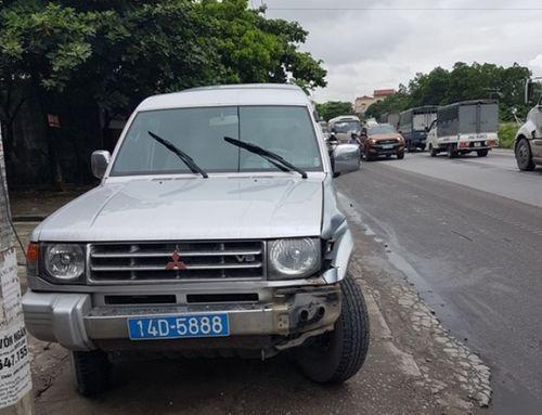Quảng Ninh: Xe biển xanh đâm chết người qua đường - Ảnh 2
