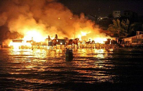 Vụ cháy 72 nhà ở Nha Trang: Công tác PCCC còn bị động, chưa chuyên nghiệp - Ảnh 1