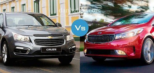 Cân nhắc chọn Chevrolet Cruze 2018 hay KIA Cerato 2018 để phục vụ gia đình - Ảnh 13
