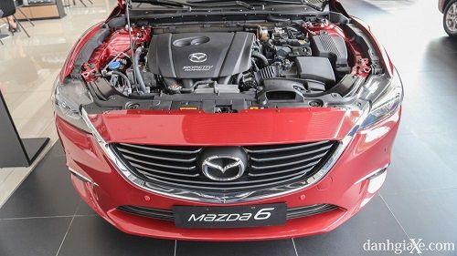 Đánh giá sơ bộ xe Mazda 6 2018 - Ảnh 22