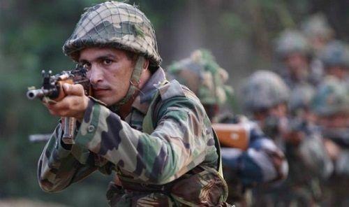 Ấn Độ nâng mức cảnh báo quân sự ở vùng giáp Trung Quốc - Ảnh 1