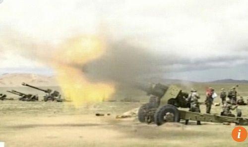 Ấn Độ nâng mức cảnh báo quân sự ở vùng giáp Trung Quốc - Ảnh 2