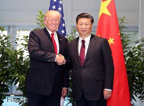 Chủ tịch Trung Quốc điện đàm với TT Trump về tình hình với Triều Tiên - Ảnh 1