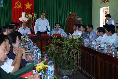 Ban Kinh tế Trung ương khảo sát mô hình hợp tác xã tại Bình Định - Ảnh 2