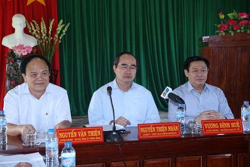 Ban Kinh tế Trung ương khảo sát mô hình hợp tác xã tại Bình Định - Ảnh 1