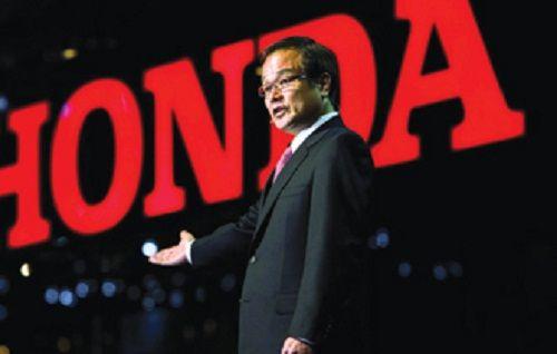 Tổng giám đốc Honda Motor sa lầy trong bão thu hồi, lỗi sản phẩm - Ảnh 1