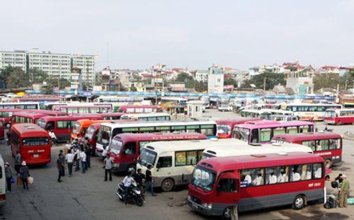 Hà Nội tăng cường 3.400 xe khách phục vụ Tết nguyên đán 2015 - Ảnh 1