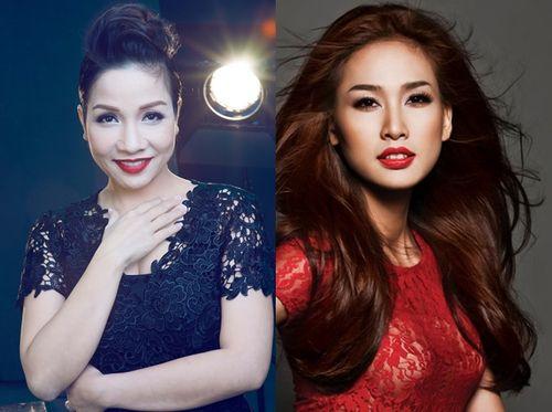 Những mỹ nhân trùng tên xinh đẹp, nổi tiếng trong showbiz - Ảnh 4