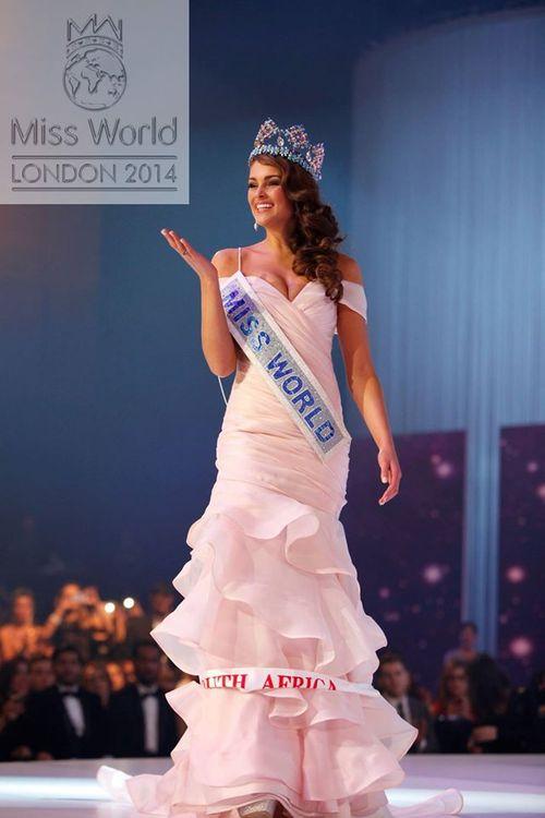 Ngắm nhan sắc lộng lẫy của Hoa hậu thế giới 2014 - Ảnh 3