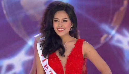 Nguyễn Thị Loan lọt top 25 chung kết Hoa hậu Thế giới 2014 - Ảnh 1