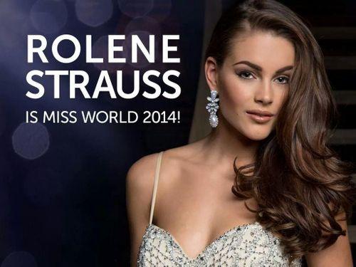 5 bật mí thú vị về tân Hoa hậu Thế giới 2014 - Ảnh 1