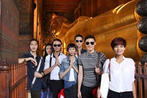 Top 7 Vietnam's Next Top Model khám phá Thái Lan - Ảnh 5