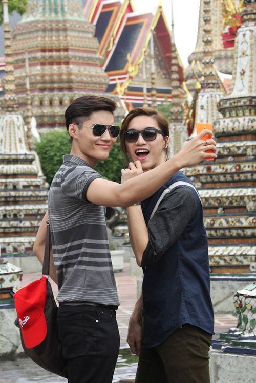 Top 7 Vietnam's Next Top Model khám phá Thái Lan - Ảnh 6