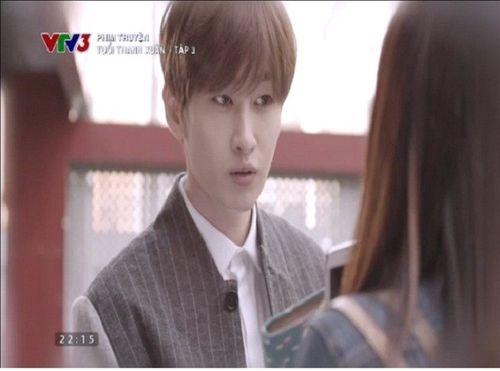 Tuổi Thanh Xuân Tập 3: Eun Hyuk (SuJu) xuất hiện đẹp như trong tạp chí - Ảnh 2