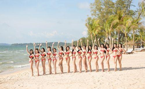"""Hoa hậu Việt Nam: """"Người Đẹp Biển"""" khoe sắc tại Vinpearl Phú Quốc - Ảnh 6"""