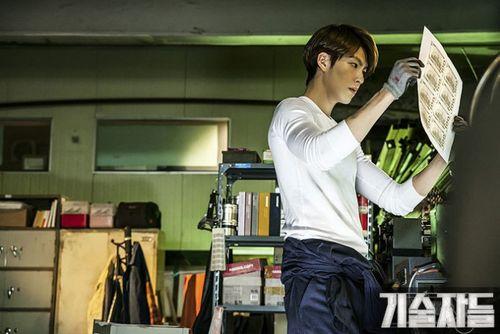 """Những nam thần xứ Hàn """"tấn công"""" màn ảnh rộng trong tháng 1 - Ảnh 1"""