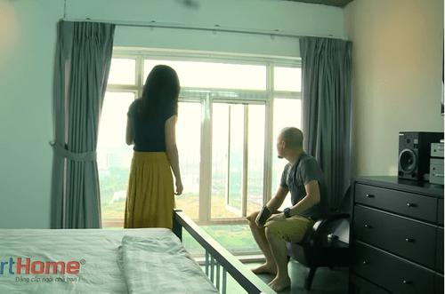 Những hình ảnh hiếm hoi về tổ ấm của nhạc sĩ Huy Tuấn - Ảnh 7