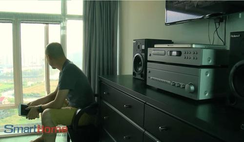 Những hình ảnh hiếm hoi về tổ ấm của nhạc sĩ Huy Tuấn - Ảnh 8