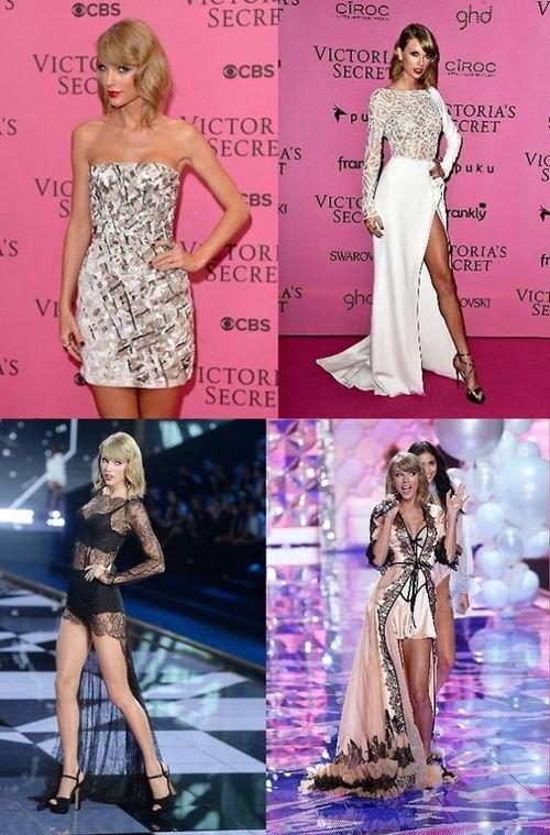 """Taylor Swift - """"thiên thần danh dự"""" của Victoria's Secret - Ảnh 14"""