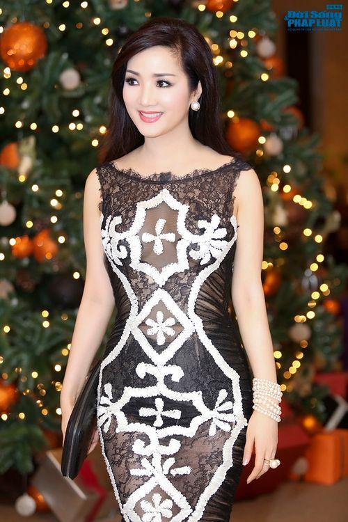 Hoa hậu Thùy Dung, Giáng My đẹp hút hồn trong sự kiện - Ảnh 9