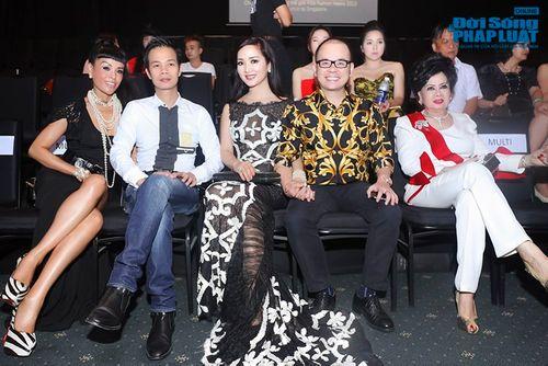 Hoa hậu Thùy Dung, Giáng My đẹp hút hồn trong sự kiện - Ảnh 10