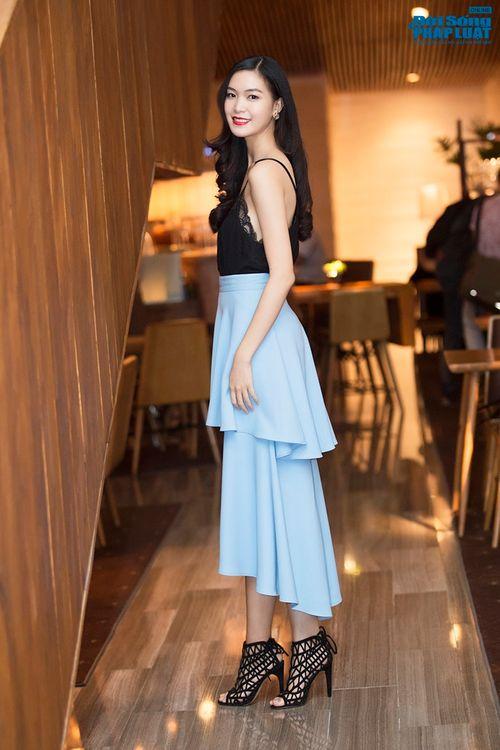 Hoa hậu Thùy Dung, Giáng My đẹp hút hồn trong sự kiện - Ảnh 2
