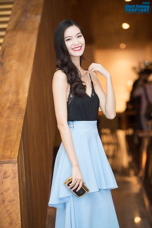 Hoa hậu Thùy Dung, Giáng My đẹp hút hồn trong sự kiện - Ảnh 3