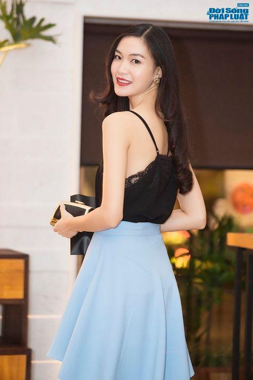 Hoa hậu Thùy Dung, Giáng My đẹp hút hồn trong sự kiện - Ảnh 4