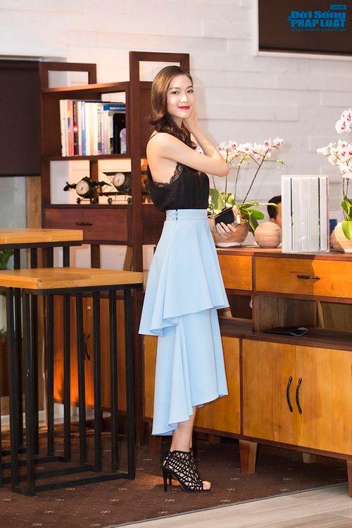 Hoa hậu Thùy Dung, Giáng My đẹp hút hồn trong sự kiện - Ảnh 5