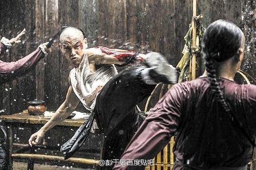 Bành Vu Yến - ngôi sao mới của dòng phim võ thuật Trung Hoa - Ảnh 6