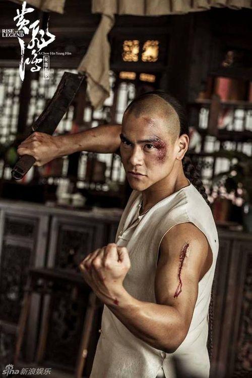 Bành Vu Yến - ngôi sao mới của dòng phim võ thuật Trung Hoa - Ảnh 1