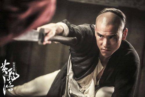 Bành Vu Yến - ngôi sao mới của dòng phim võ thuật Trung Hoa - Ảnh 7