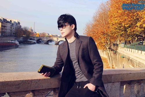 Nathan Lee diện cả cây hàng hiệu dạo phố Paris - Ảnh 7