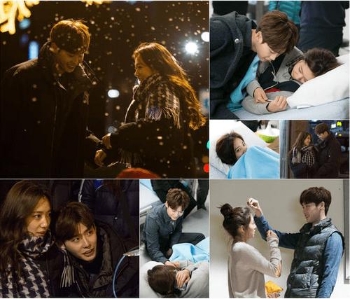 Pinocchio Tập 9: Lee Jong Suk, Park Shin Hye hẹn hò trên gác mái - Ảnh 2