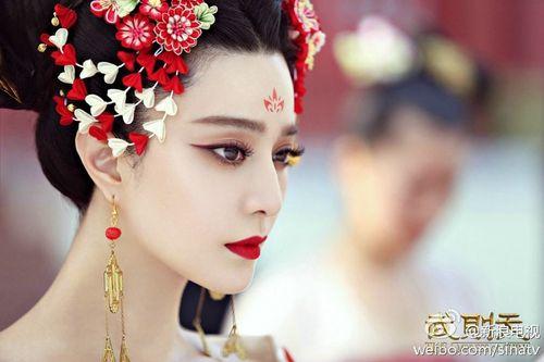 """Hé lộ cảnh Phạm Băng Băng bị tra tấn trong """"Võ Tắc Thiên"""" - Ảnh 1"""