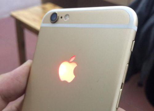 iPhone 6 có thêm bản độ logo táo đỏ tại Việt Nam - Ảnh 1