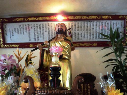 """Ly kỳ giai thoại """"Phật sống"""" lập đàn tự thiêu để lại """"báu vật"""" cho đời - Ảnh 1"""